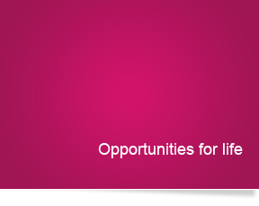 Opportunities for life